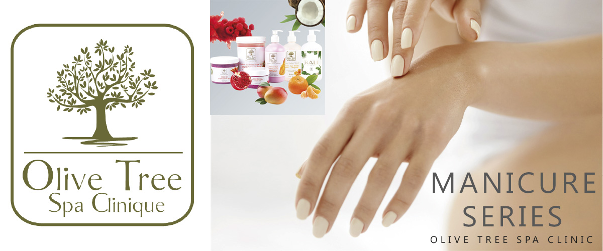 Olive Tree SPA Clinic. Manicure Series