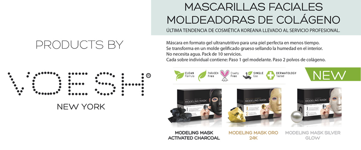 VOESH MASCARILLAS